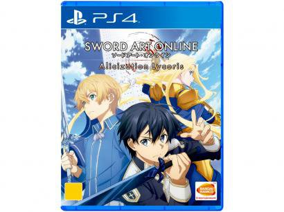 Sword Art Online: Alicization Lycoris para PS4 - Bandai Namco Pré-venda