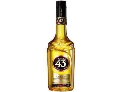 Licor 43 Diego Zamora Original - 700ml