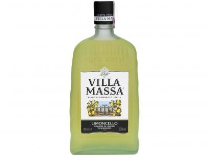 Licor Villa Massa Limão Siciliano Limoncello - 700ml