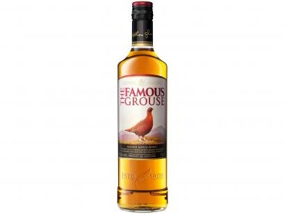 Whisky The Famous Grouse Escocês Blended - 750ml