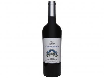 Vinho Tinto Seco Narbona Puerto Carmelo - Tannat Cabernet Franc 750ml