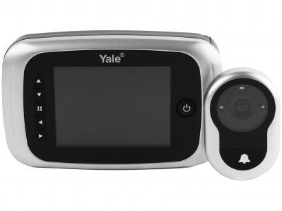 "Olho Mágico com Câmera Yale Real View Pro - LCD 3,5"""
