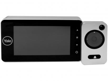 """Olho Mágico Digital com Câmera Campainha Integrada - e com Sensor de Presença Yale Auto Image LCD 4,3"""""""
