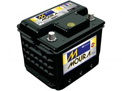 Bateria de Carro Moura Flooded Advanced - 48Ah 12V Polo Positivo MGE