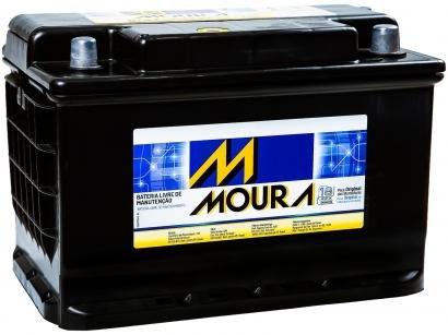 Bateria de Carro Moura Green Energy - 75Ah 12V Positivo 75LD MGE