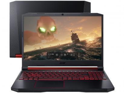 """Notebook Gamer Acer Nitro 5 AN515-43-R59W AMD R5 - 8GB 1TB 128GB SSD 15,6""""..."""
