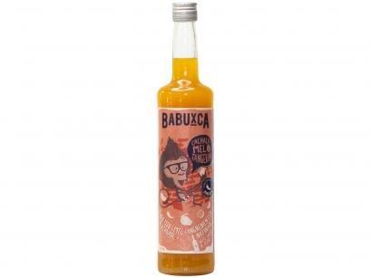 Bebida Mista À Base de Cachaça - Babuxca Tangerina com Pimenta 700ml