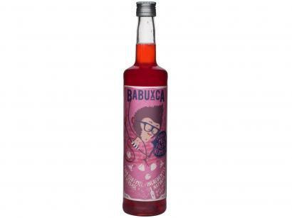Bebida Mista À Base de Cachaça - Babuxca Frutas Vermelhas 700ml