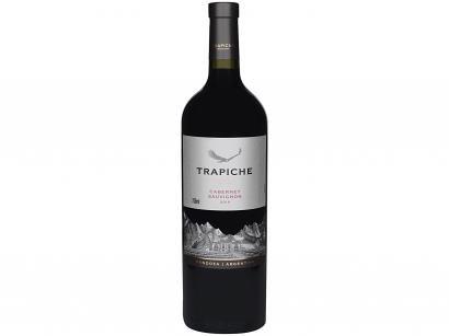 Vinho Tinto Seco Trapiche Roble Cabernet Sauvignon - 750ml