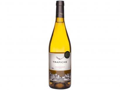 Vinho Branco Seco Trapiche Roble Chardonnay - 750ml