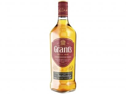 Whisky Grants Escocês Triple Wood - 1L