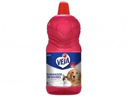 Eliminador de Odores Veja Pets Floral - 2L
