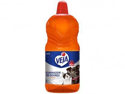 Eliminador de Odores Veja Pets Citrus - 2L