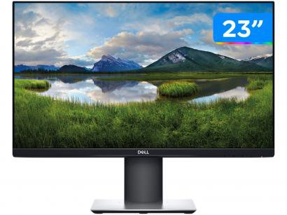 "Monitor para PC Dell 210-AQJJ 23"" LCD IPS - Widescreen Full HD HDMI VGA..."