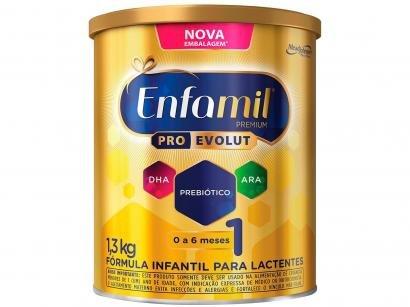 Fórmula Infantil Enfamil Premium 1 - 1,3kg