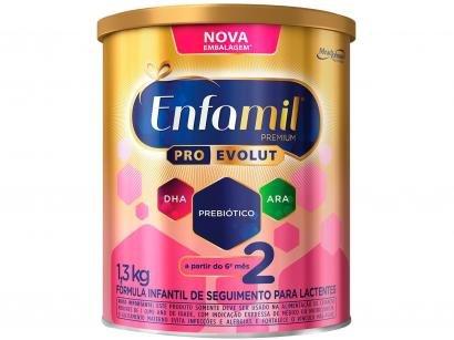 Fórmula Infantil Enfamil Premium 2 - 1,3kg