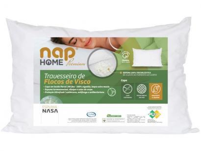 Travesseiro Nasa Nap de Cabeça - Home Premium