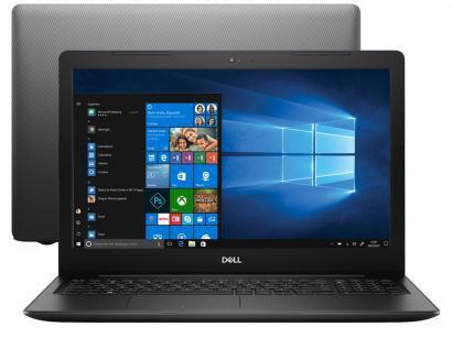 "Notebook Dell Inspiron i15-3583-AS100P Intel Core - i7 8GB 256GB SSD 15,6"" Placa Vídeo 2gb Windows 10"