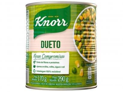 Milho e Ervilha em Conserva Knorr - 170g