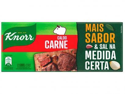 Caldo Carne Knorr 114g
