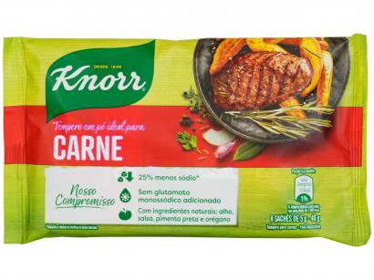 Tempero Carne Knorr - 40g
