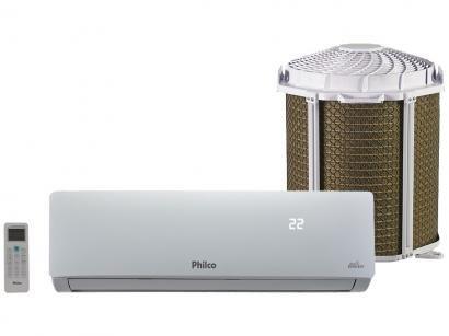 Ar-condicionado Split Philco Inverter 12.000 BTUs - Quente e Frio 12000ITQFM9W