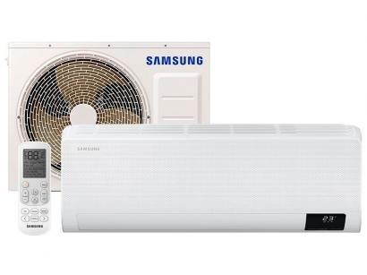 Ar-condicionado Split Samsung Inverter 22.000 BTUs - Quente e Frio Wind Free AR24TSHCBWKNAZ1
