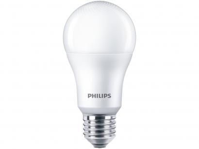 Lâmpada LED Bulbo Philips 9W Branca E27 - 6500WK