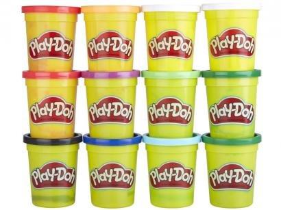 Massinha Play-Doh Cores de Inverno Hasbro
