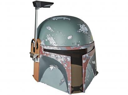 Capacete Black Series Star Wars Boba Fett Premium - Hasbro
