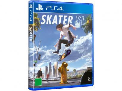 Skater XL para PS4 Easy Day Studios