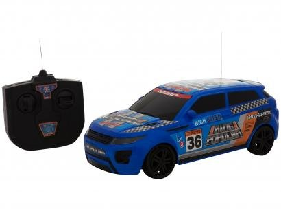 Carrinho de Controle Remoto Motor Sport - 7 Funções CKS Azul
