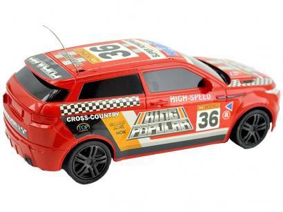 Carrinho de Controle Remoto Motor Sport 7 Funções - CKS Vermelho