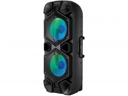 Caixa de Som Mondial CM-15 Bluetooth Amplificada - 1000W USB