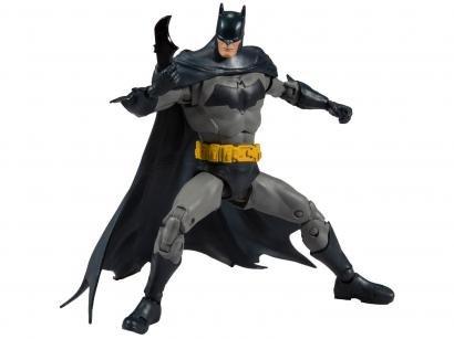 Boneco Batman Modern 18cm com Acessórios - DC Multiverse