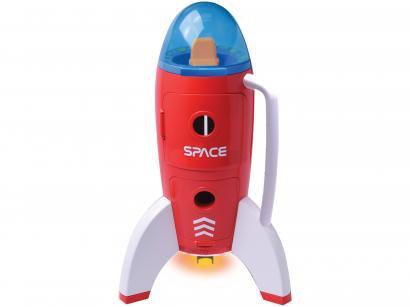 Foguete de Brinquedo Astronautas - Exploradores do Espaço Fun