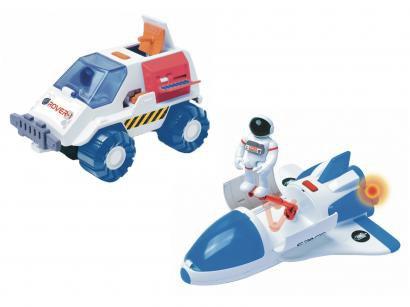 Kit Astronautas Exploradores do Espaço - Fun