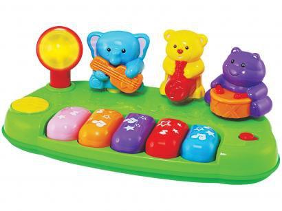 Piano de Brinquedo Banda Selvagem Winfun