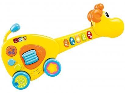 Guitarra de Brinquedo Girafa 2 em 1 Winfun