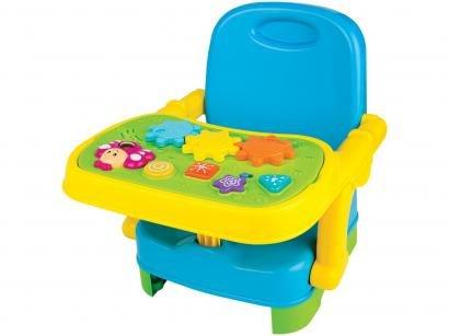Cadeira Infantil Portátil de Atividades e Refeição - 0808 Winfun