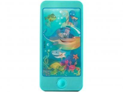 Celular de Brinquedo Mundo Bita Fundo do Mar - Emite Som Winfun