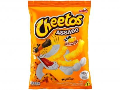Salgadinho Lua Parmesão 140g - Cheetos