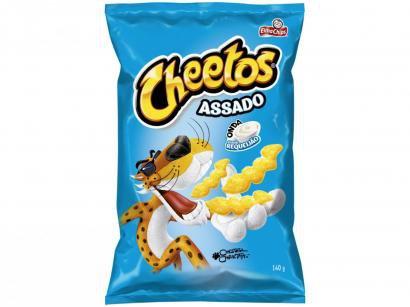 Salgadinho Onda Requeijão 140g - Cheetos