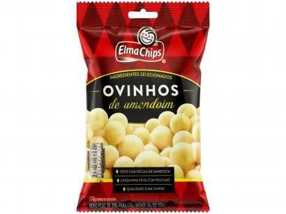 Amendoim Ovinhos Elma Chips - 170g