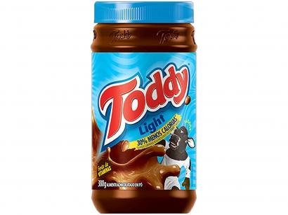 Achocolatado em Pó Chocolate Toddy Light 380g