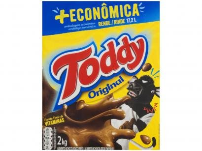 Achocolatado em Pó Chocolate Toddy Original - 2kg