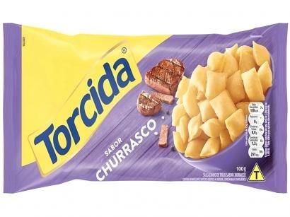 Salgadinho Churrasco 100g - Torcida