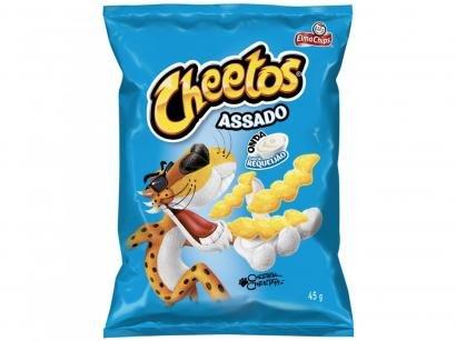Salgadinho Onda Requeijão 45g Cheetos