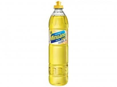 Detergente Líquido Lava-Louças Minuano Neutro - 1300 500ml
