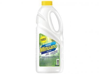 Desinfetante Minuano Eucalipto 2L